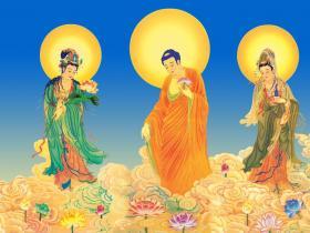 西方三圣像(二)