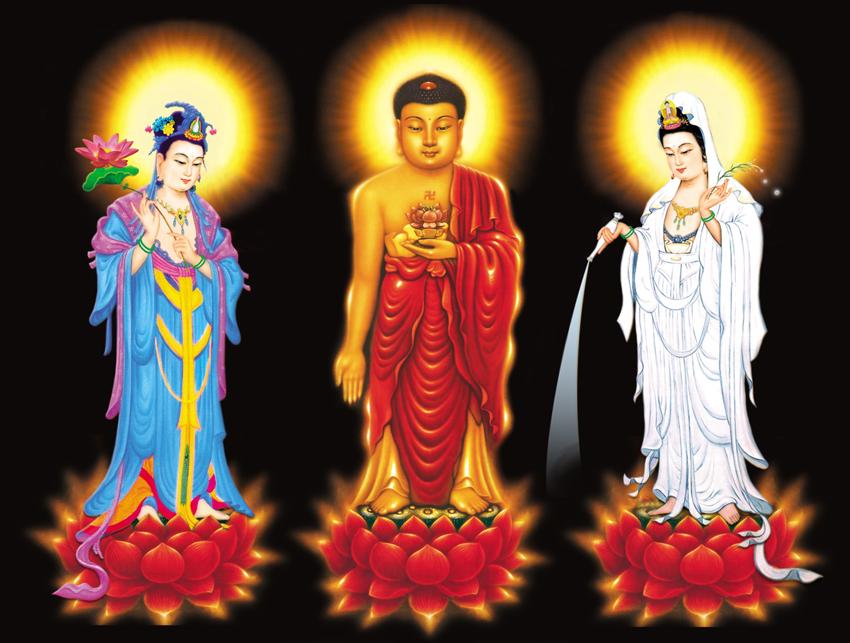 西方三圣像(三)